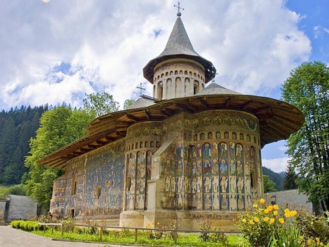 Картинки по запросу монастырь воронец румыния святыни