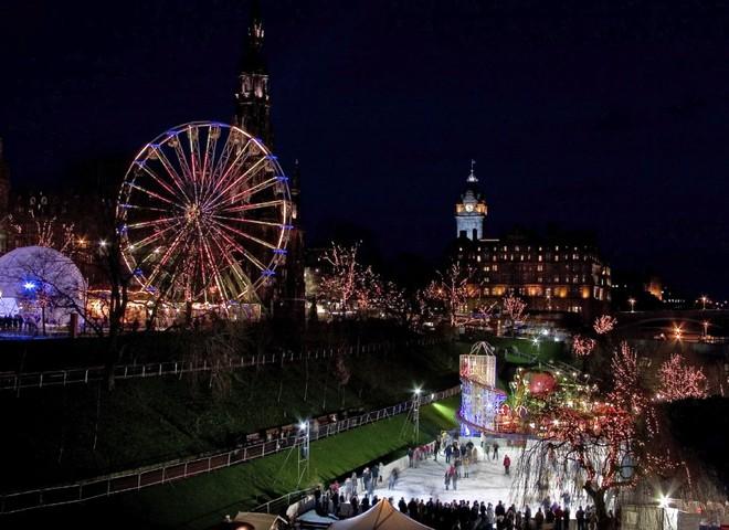 Едінбург визнаний найдешевшим містом Європи для зустрічі Нового року 2016