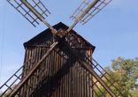 Ветряная мельница. Музей народной архитектуры и быта Переяслав-Хмельни
