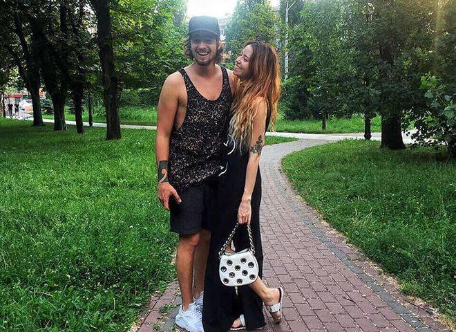 Володимир Дантес і Надя Дорофєєва