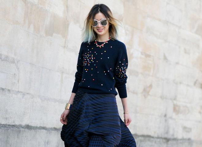 Стрітстайл Тижня моди в Парижі