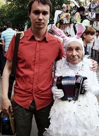 Веселая старость. Бабушки