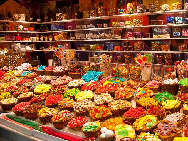 Sugar Shop, Бруклин, Нью-Йорк