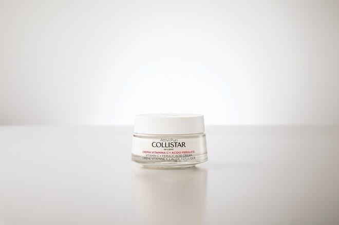Pure Actives Vitamin C + Ferulic Acid Cream, Collistar