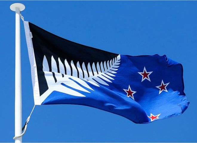 У Новій Зеландії обрали новий прапор