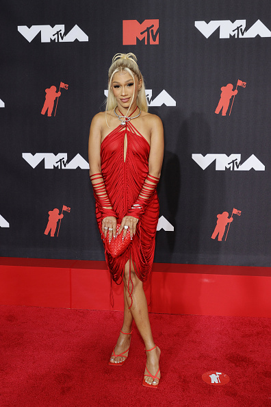 BIA на MTV Video Music Awards 2021