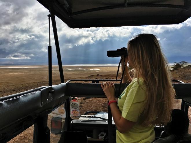 Девушка в дороге: Анастасия Зайцева об Африке, масаи и диких животных