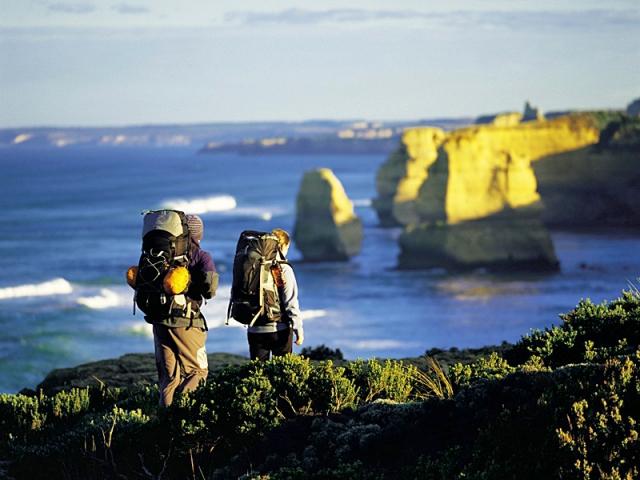 Необычные скалы: скалы 12 апостолов, Австралия