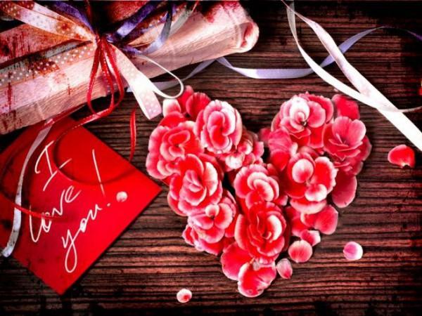 Красивая картинка на 14 февраля