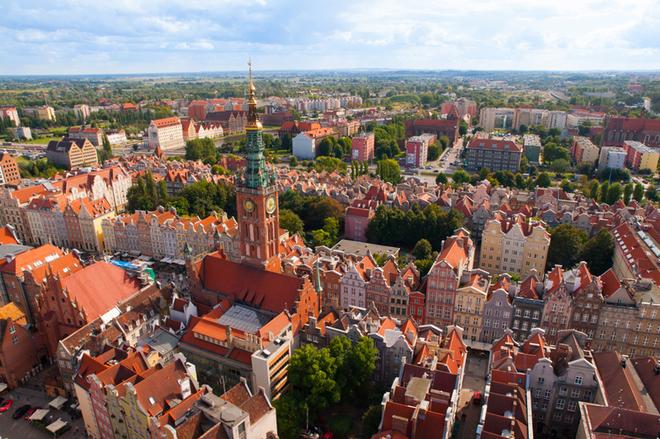 Живописный Гданьск за 24 часа