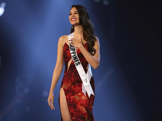 Катриона Грэй Мисс Вселенная 2018