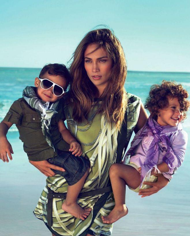 Модный старт: дети, знаменитостей, которые покоряют мир моды