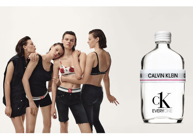 Everyone, Calvin Klein