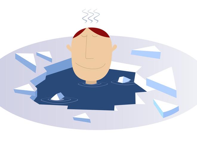 Хрещення в ополонці – правила