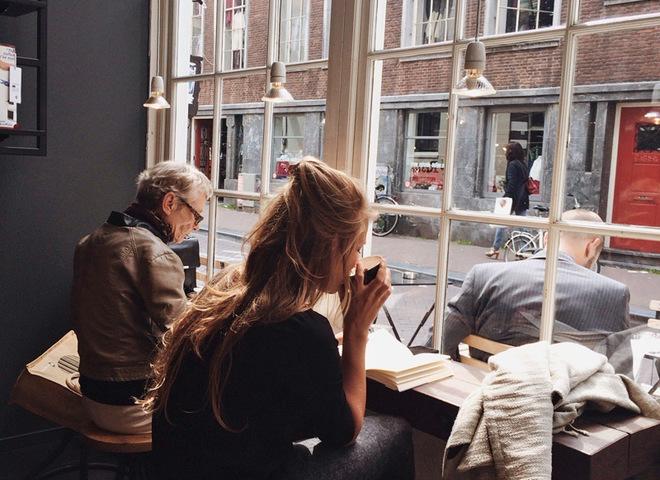 Лондон, кофе и налоги