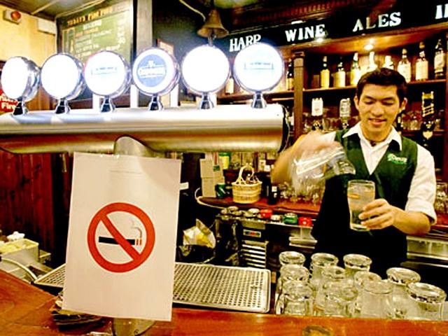 ТОП-5 стран, где лучше не появляться с сигареткой: Таиланд