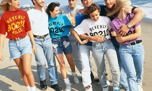 """Беверли-Хиллз, 90210"""