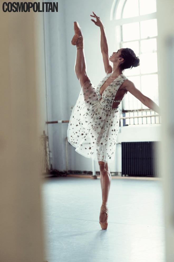 Прима-балерина Місті Коупленд у фотосесії для Cosmopolitan