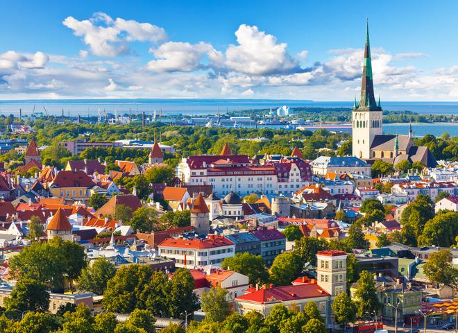 Телісківі - центр тусовки творчої молоді Естонії