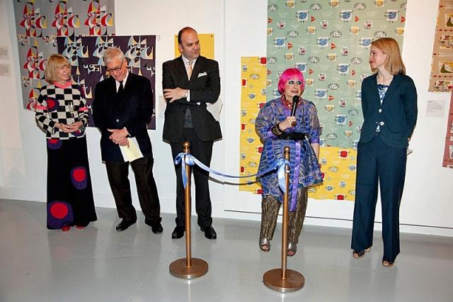 Музей моди і текстилю в Лондоні