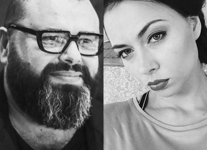 Максим Фадеев и Настасья Самбурская