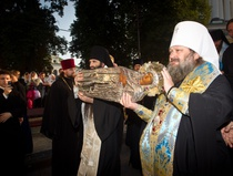 Богородица в Киеве