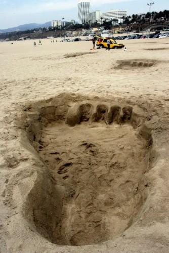 Лето, Солнце,  Пляжный мутант