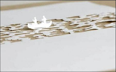Красивые творения из бумаги (Ч.2)