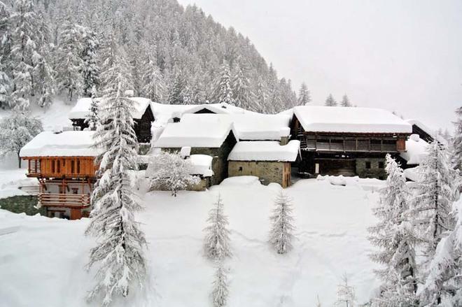 ТОП-8 самых необычных зимних курортов