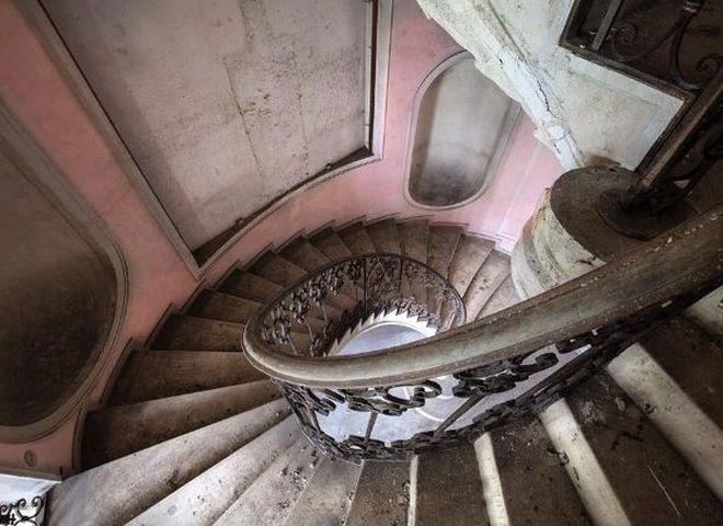 Покинуті вілли Італії: вражаючий фотопроект