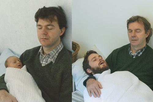 Братья воспроизвели старые снимки