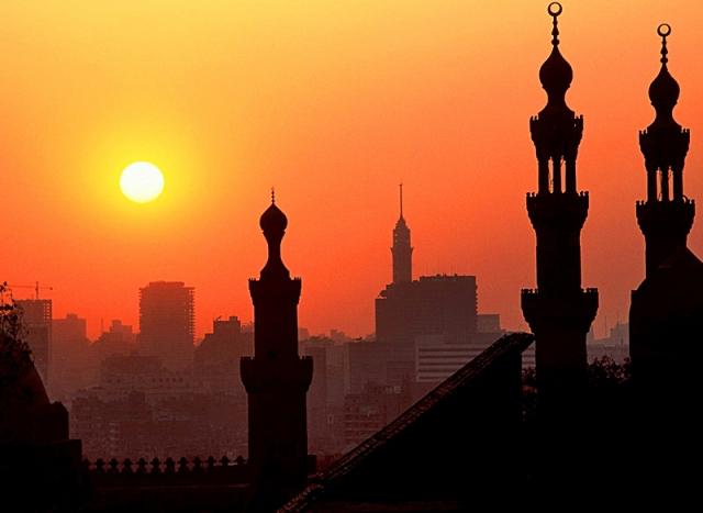 Удивительные фото Египта