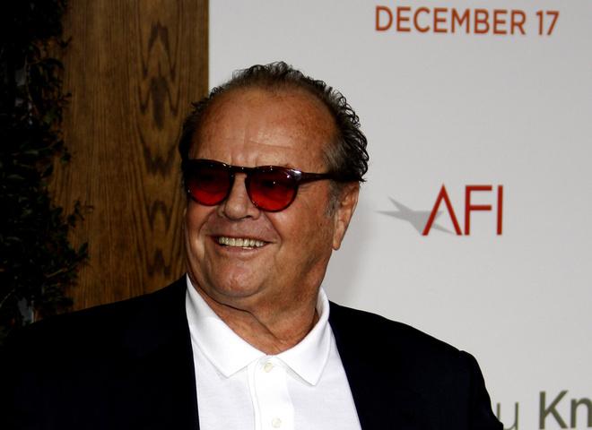 Джек Николсон   Jack Nicholson (COVER)