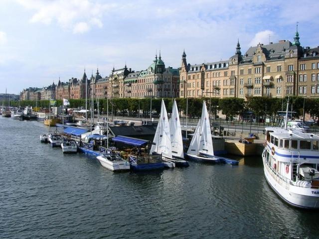 Гид по городу: идеальный день в Стокгольме