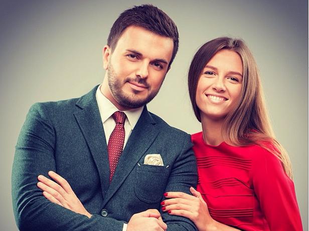 Григорий Решетник и его жена
