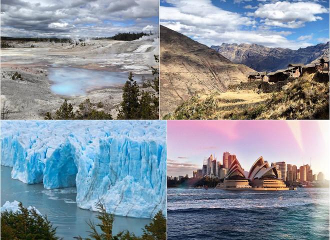 25 кращих туристичних напрямків світу