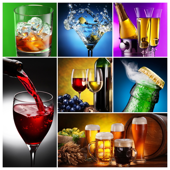 Алкогольный этикет