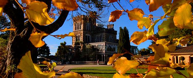 Самые страшные замки в мире: Замок Ларнак, Новая Зеландия