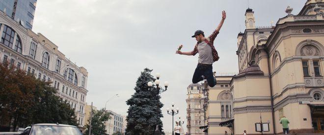 """Украинский фильм """"Давай Танцуй"""""""
