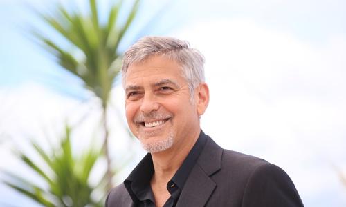 Джордж Клуни (COVER)