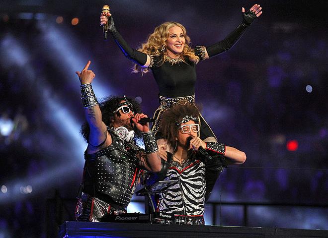 Усі чоловіки Мадонни