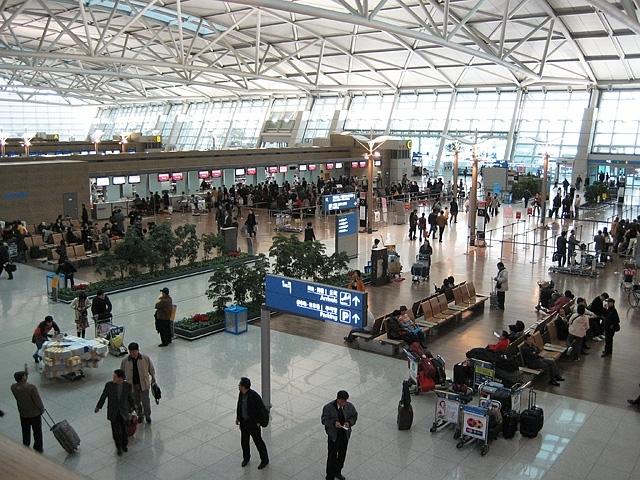 Найкращі аеропорти світу - Incheon International Airport