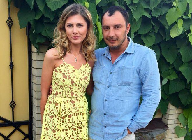 Дмитро Танкович з дружиною Ольгою