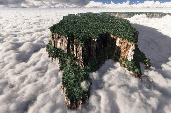 Горы Тепуи