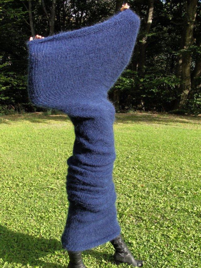 Хочешь быть похожим на Чубаку? Тогда эти шарфы и свитера от Dukyana точно для тебя