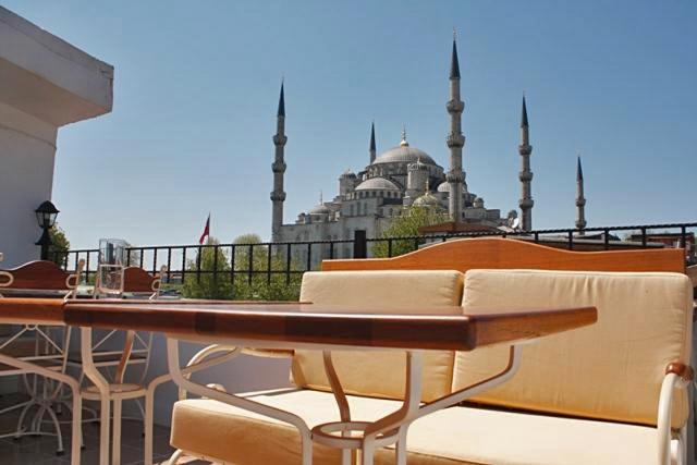 Отдых в Стамбуле. Nobel Hostel