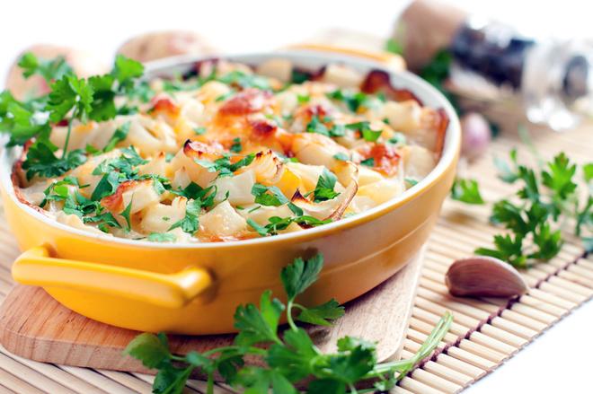 Картопляна запіканка