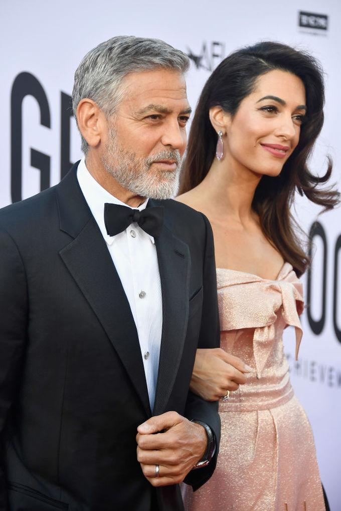 Амаль Клуни образ дня