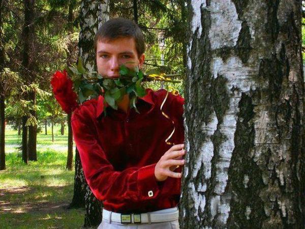Романтические мужчинки из соц. сетей