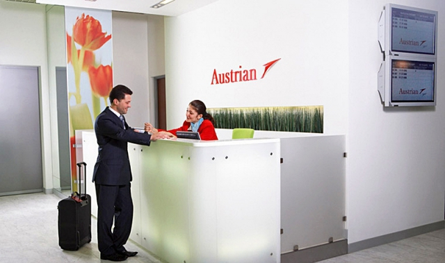 Втрата багажу в аеропорту: Austrian Airlines